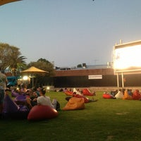 Photo taken at Northbridge Piazza by Gabriel T. on 12/20/2012