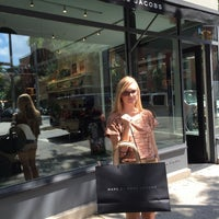 Photo taken at Marc Jacobs Bleecker Street by Emily G. on 8/13/2015