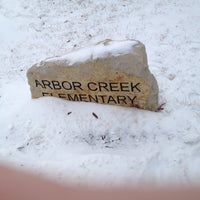 Photo taken at Arbor Creek Elementary by Lisa J. on 1/9/2014