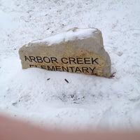 Photo taken at Arbor Creek Elementary by Lisa J. on 1/9/2014