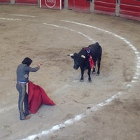 Photo taken at Plaza de Toros Arroyo by Ale H. on 11/24/2012