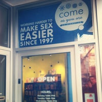 Photo taken at Come As You Are Co-operative by Andrew R. on 11/18/2012
