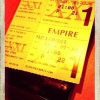 Photo taken at Empire XXI by Radewa P. on 6/1/2013