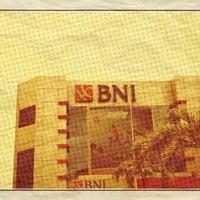 Photo taken at Bank BNI Cilegon by Radewa P. on 3/31/2013