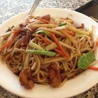 Photo taken at Wong's Wok Chinese Cuisine by Iron M. on 4/24/2013