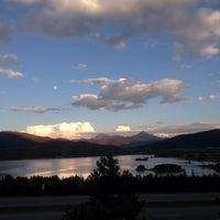Photo taken at Dillon Reservoir by Nicholas P. on 7/21/2013