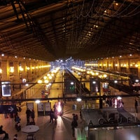 Photo taken at Gare SNCF de Paris Nord by Vale1217 on 2/26/2013