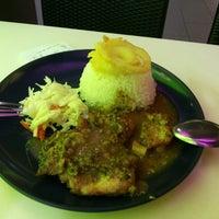 Photo taken at Food Bazaar by Elizabeth N. on 5/12/2013