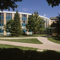 Photo taken at Graham Hall by Northern Illinois University on 5/20/2014