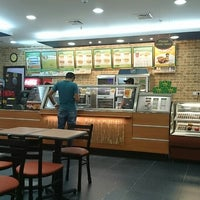 Photo taken at Subway by Ahmad A. on 9/4/2014