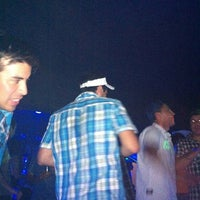 Photo taken at Aqua Club Discoteque by Lissette C. on 1/20/2013
