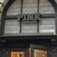 Photo taken at Victoria's Secret PINK by Юлия В. on 3/8/2013