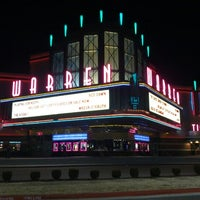 Photo taken at Warren Theatre by Andrew Y. on 12/16/2012