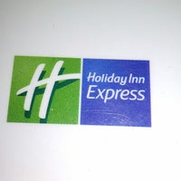 Photo taken at Holiday Inn Express by Pablo J. C. on 2/6/2013