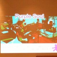Photo taken at Parkes Hall by Hyojin Genia K. on 10/7/2012