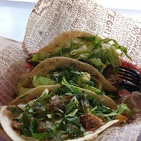 Photo taken at Chipotle Mexican Grill by Rick S. on 3/17/2014