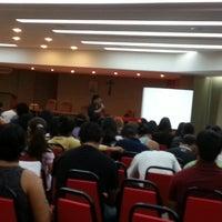 Photo taken at FAMETRO - Faculdade Metropolitana de Manaus by Erika M. on 4/17/2013