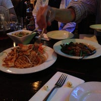 Photo taken at King of Thai Noodle by Kenichi T. on 5/15/2013