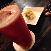 Photo taken at Bar KYOYA by Makoto U. on 10/27/2013