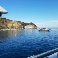 Photo taken at Avalon Harbor by Darrell S. on 9/27/2016