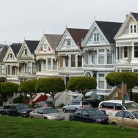 Photo taken at Painted Ladies by Darrell S. on 5/10/2013