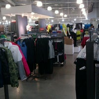 Photo taken at Nike Factory Store by Braulio R. on 3/8/2013