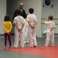 Photo taken at Coles Martial Arts Academy by Jennifer S. on 10/22/2014