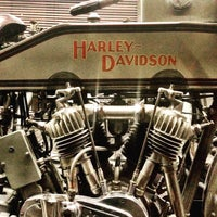 Photo taken at The Shop at the Harley-Davidson Museum by Kyle S. on 4/29/2015