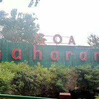 Photo taken at Maharani Zoo & Goa Lamongan by Adam R. on 5/22/2016