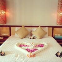 Photo taken at Lanta Resort by Inuumang T. on 2/14/2013