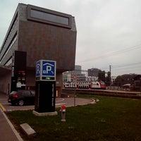 Photo taken at ZVV Wallisellen Herti by Rouslan B. on 10/8/2013