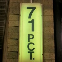 Photo taken at NYPD - 71st Precinct by john h. on 10/28/2012