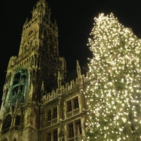 Photo taken at Christkindlmarkt by Götz P. on 12/20/2012