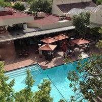 Photo taken at Sheraton Palo Alto Hotel by Ed G. on 5/6/2013