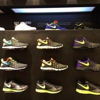 Photo taken at Nike Stadium by Nio M. on 12/6/2013