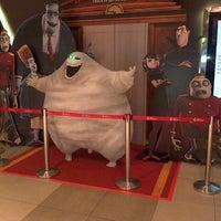 Photo taken at TGV Cinemas by Eko S. on 9/17/2012