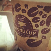 Photo taken at Second Cup by Renjini M. on 3/28/2013