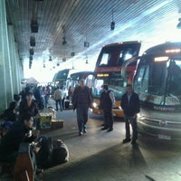 Photo taken at Terminal de Buses Osorno by Erik G. on 2/16/2013