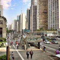 Photo taken at Paulista Avenue by inominado on 11/19/2013