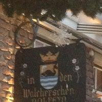 Photo taken at In Den Walcherschen Dolphyn by wieteke b. on 12/15/2015