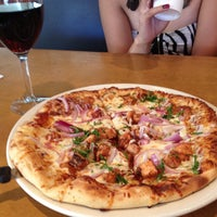 Photo taken at California Pizza Kitchen at San Mateo by Meileena B. on 9/17/2012