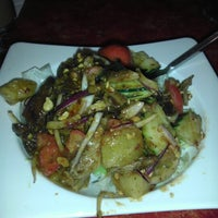 Photo taken at Forest Thai Cuisine by Joseph N. on 11/17/2012