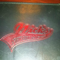 Photo taken at Nick's Sports Grill & Lounge by Adam M. on 4/19/2013