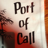 Photo taken at Port of Call by Brendan C. on 3/5/2013