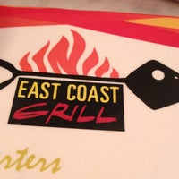 Photo taken at East Coast Grill & Raw Bar by EJ P. on 3/23/2013