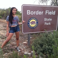 Photo taken at Border Field State Park by Winnie R. on 7/3/2013
