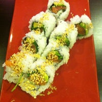 Photo taken at Sushi Deli 1 by Winnie R. on 6/24/2013