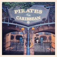 Photo taken at Pirates of the Caribbean by Mike S. on 10/10/2012