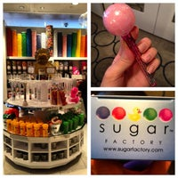 Photo taken at Sugar Factory by Britt♚Britt on 1/16/2013