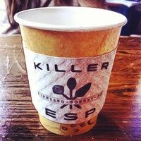 Photo taken at Killer E.S.P. by James C. on 4/28/2013